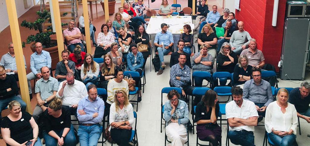 Succesvolle bijeenkomst Oost-Groningen